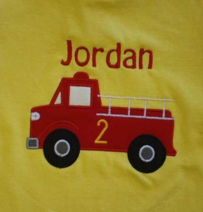 Kids Birthday Shirts